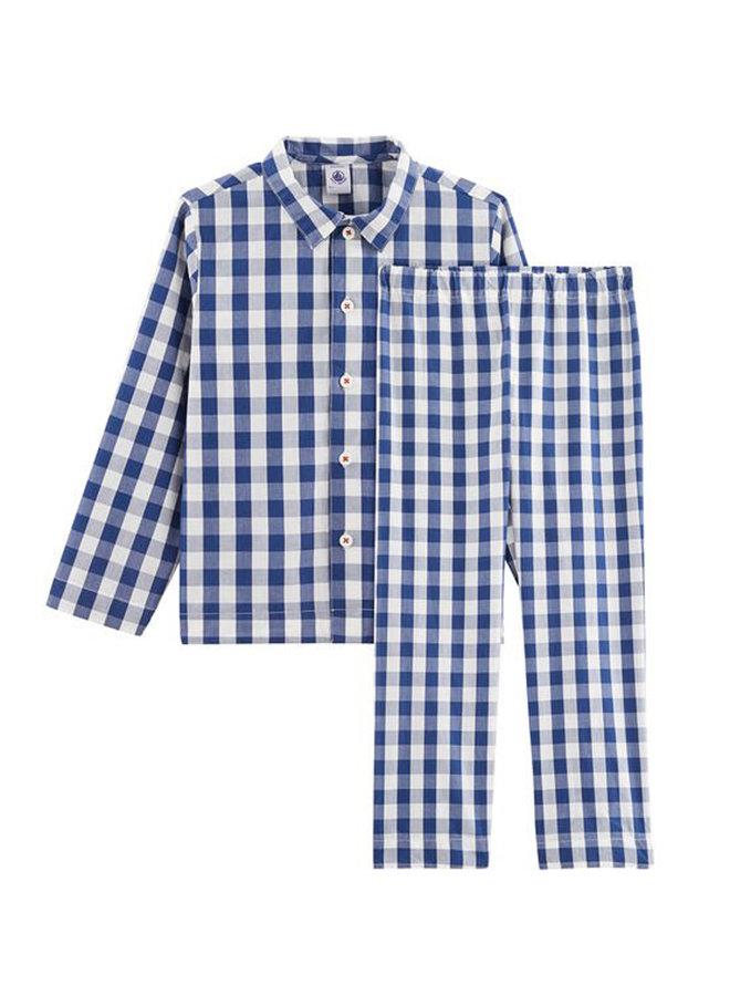 Petit Bateau Twill Pyjama