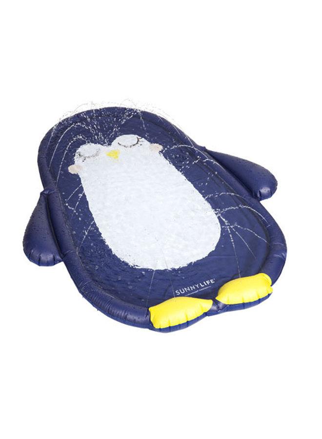 SUNNYLIFE aufblasbare Wassermatte Pinguin