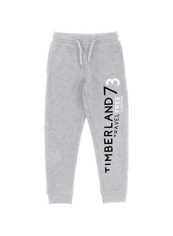 Timberland Sweat Pants Chino Jogginghose grau greymelange