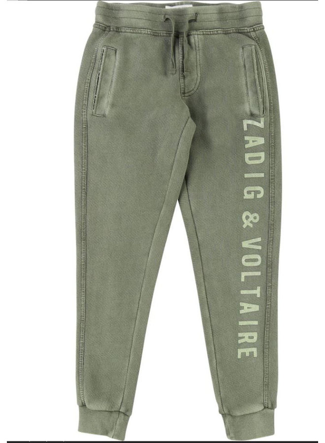 Zadig & Voltaire Jogginghose khaki
