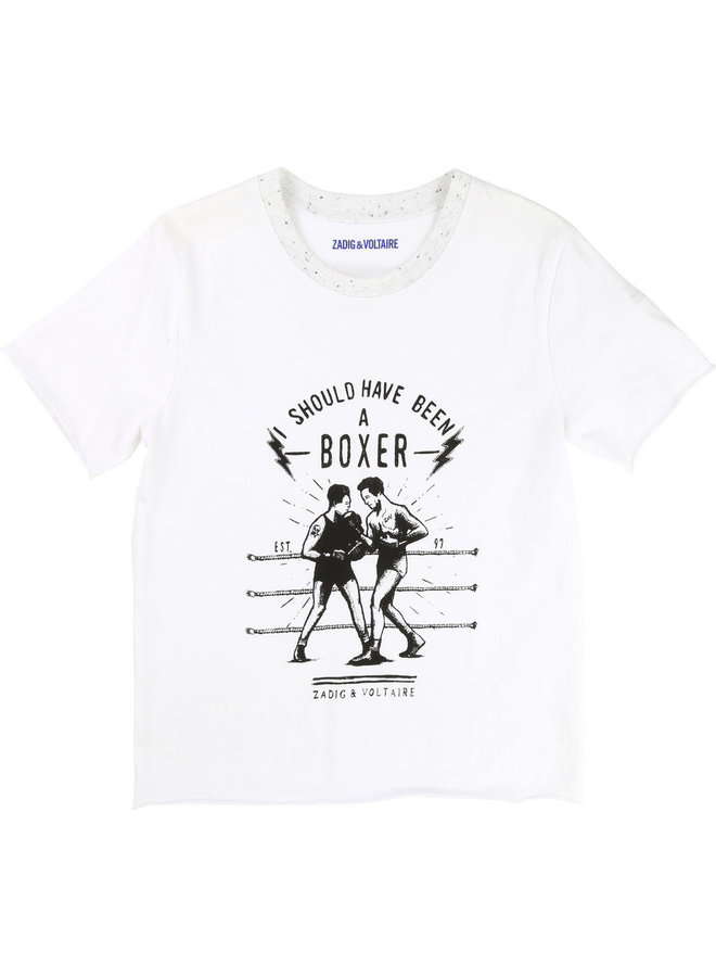 Zadig & Voltaire T-Shirt Boxer