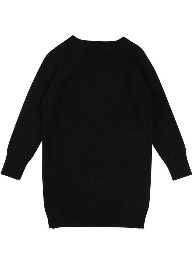 Zadig & Voltaire Kleid ROCK & ROLL schwarz