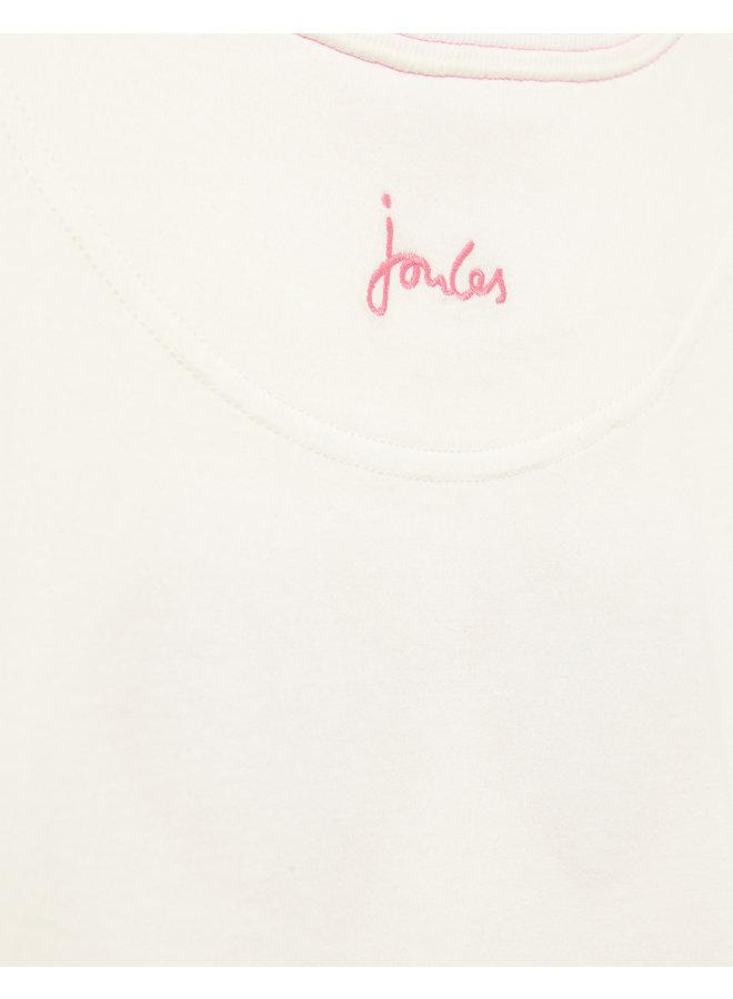 TOM JOULE T-Shirt Astra Lobster Pailletten