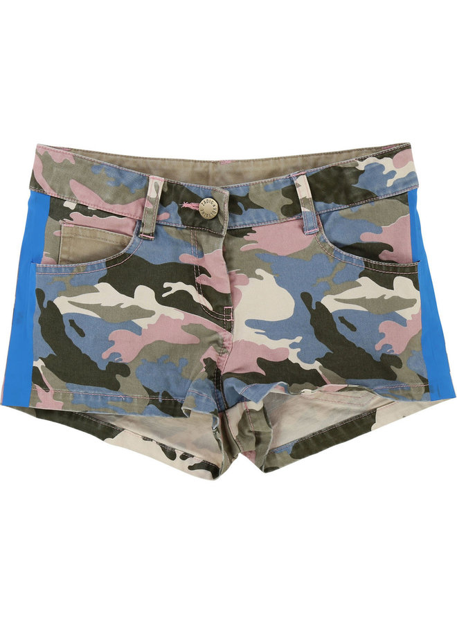Zadig & Voltaire Shorts Camouflage