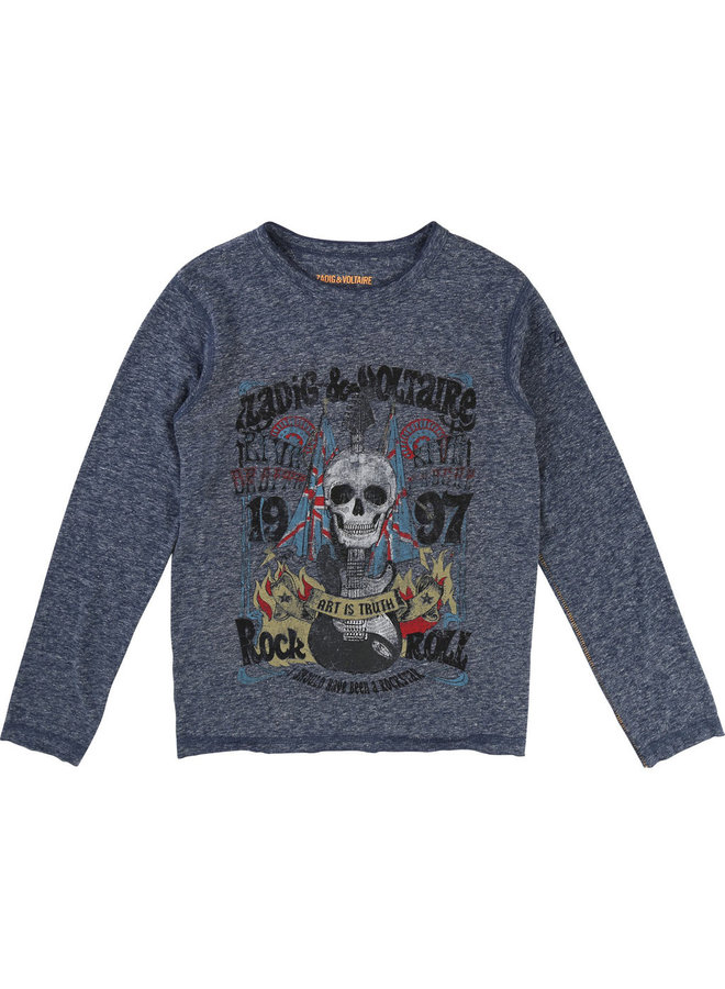 Zadig & Voltaire Longsleeve Scull