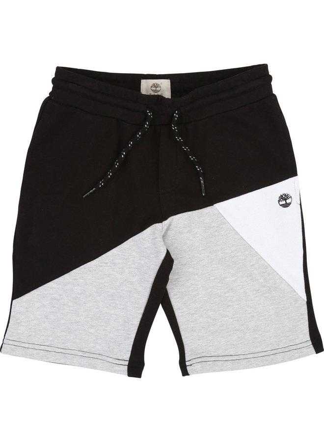 Timberland Sweat Shorts grau schwarz weiß