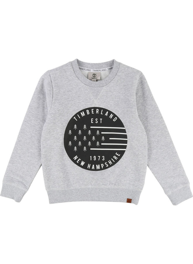Timberland Sweatshirt grau