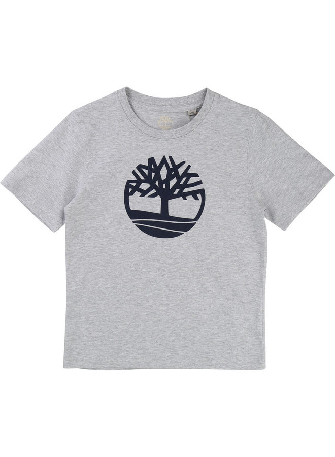 ´Timberland T-Shirt Logo greymelange