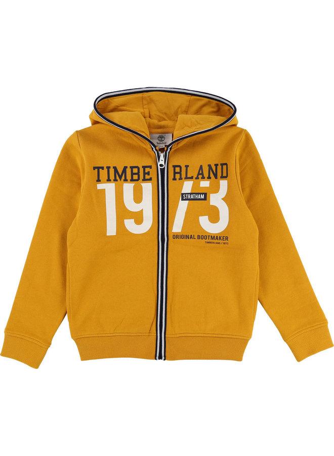 Timberland Hoodie gelb