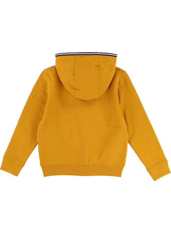 Timberland Hoodie gelb Kapuzenjacke