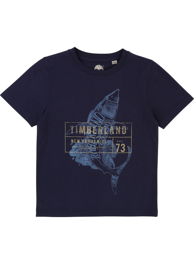 ´Timberland T-Shirt hai blau