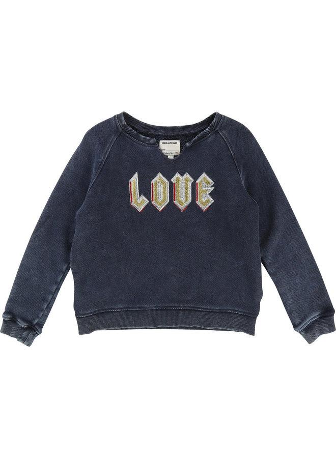 Zadig & Voltaire Sweatshirt Love