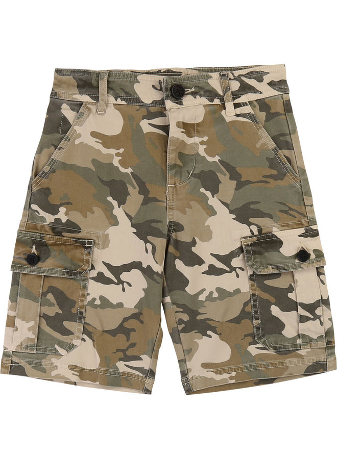 Zadig & Voltaire Bermuda Shorts Camouflage