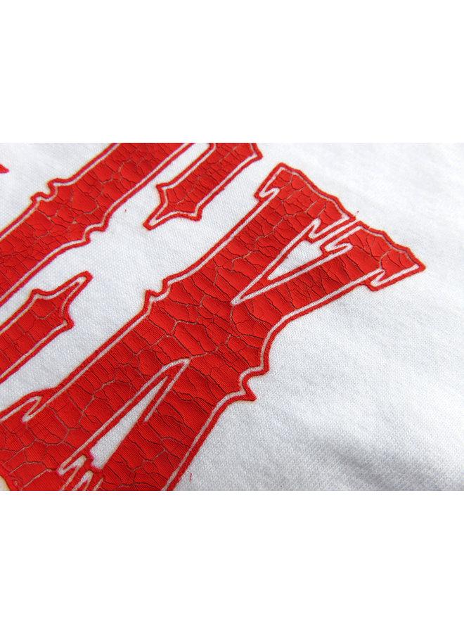 Zadig & Voltaire Longsleeve ROCK weiß rot