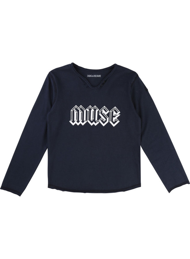 Zadig & Voltaire Longsleeve MUSE