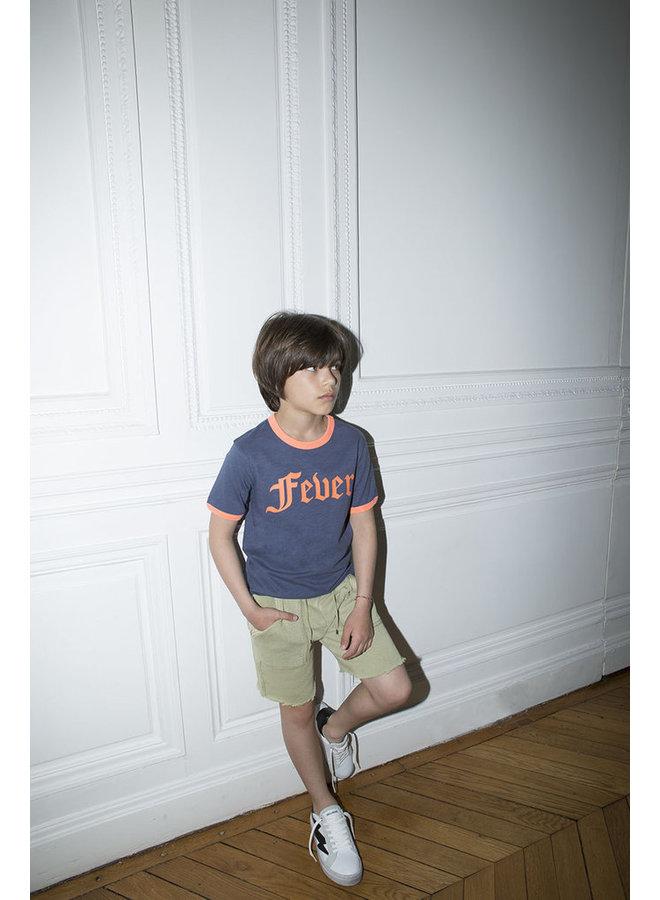Zadig & Voltaire T-Shirt FEVER blau