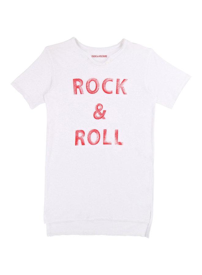 Zadig & Voltaire Shirtkleid Rock & Roll