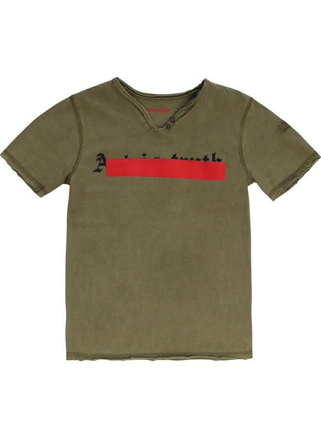 Zadig &Voltaire T-Shirt Art is True