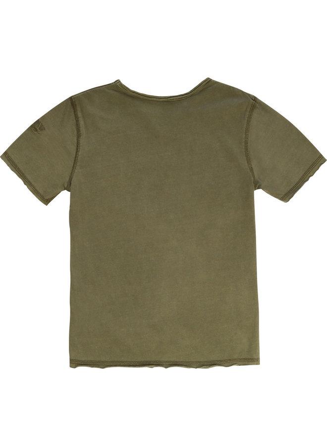 Zadig & Voltaire T-Shirt Art is True kha