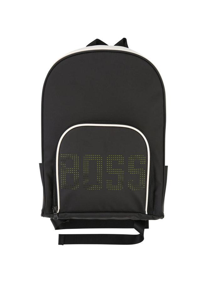 HUGO BOSS KIDS Rucksack mit Logo