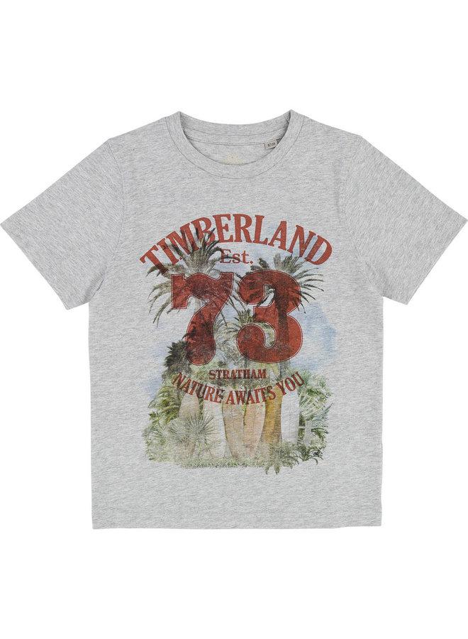 ´Timberland T-Shirt Stratham grau