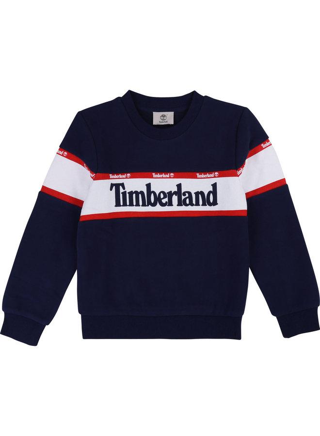 Timberland Sweatshirt blau