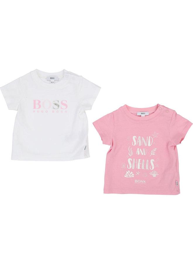 HUGO BOSS 2 er Set Baby T-Shirt