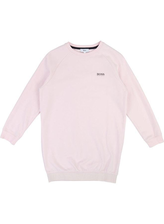 HUGO BOSS Kids Kleid rosa
