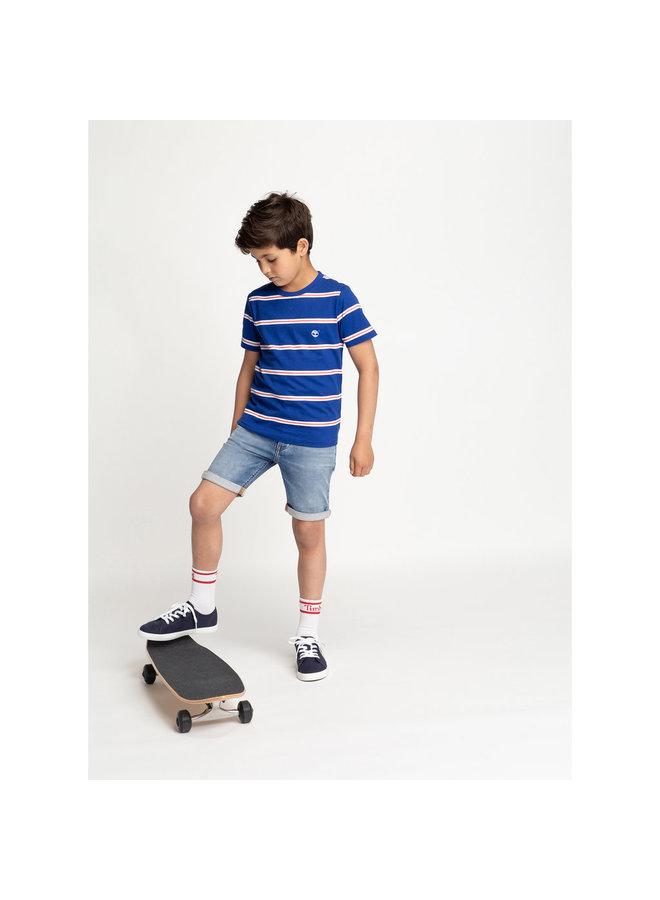 Timberland Jeans Shorts blau
