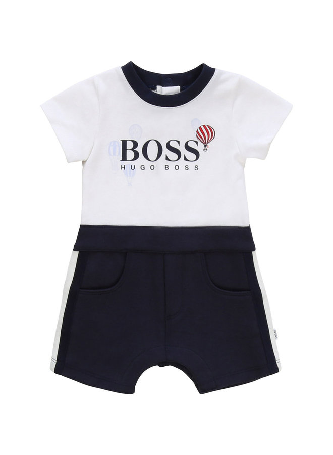 HUGO BOSS Baby Spieler 2 in 1 Look