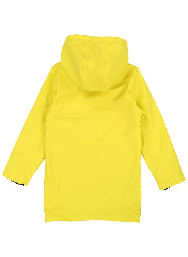 DKNY KIDS Regenmantel gelb Parka