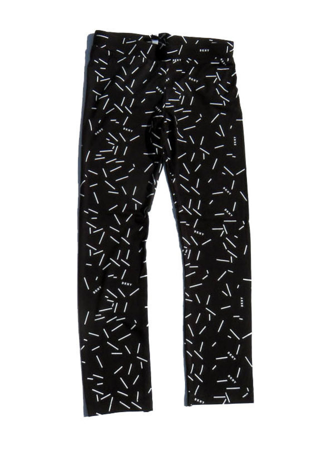 DKNY KIDS Leggings schwarz
