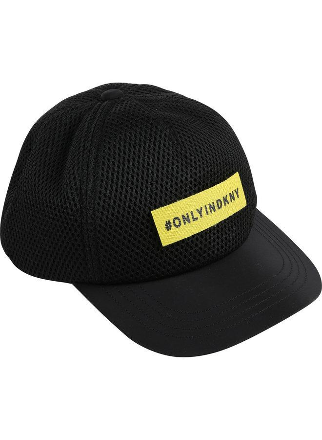 DKNY KIDS Basecap Kappe schwarz
