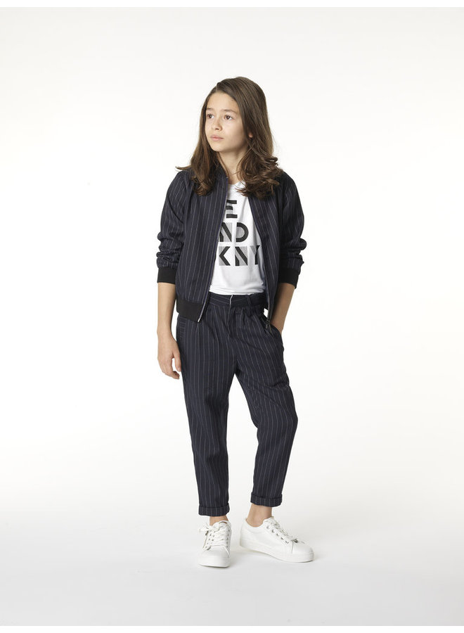 DKNY KIDS T-Shirt me and DKNY Print weiss
