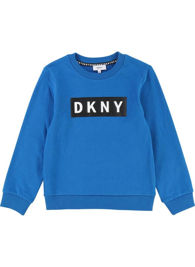 DKNY KIDS Sweatshirt blau