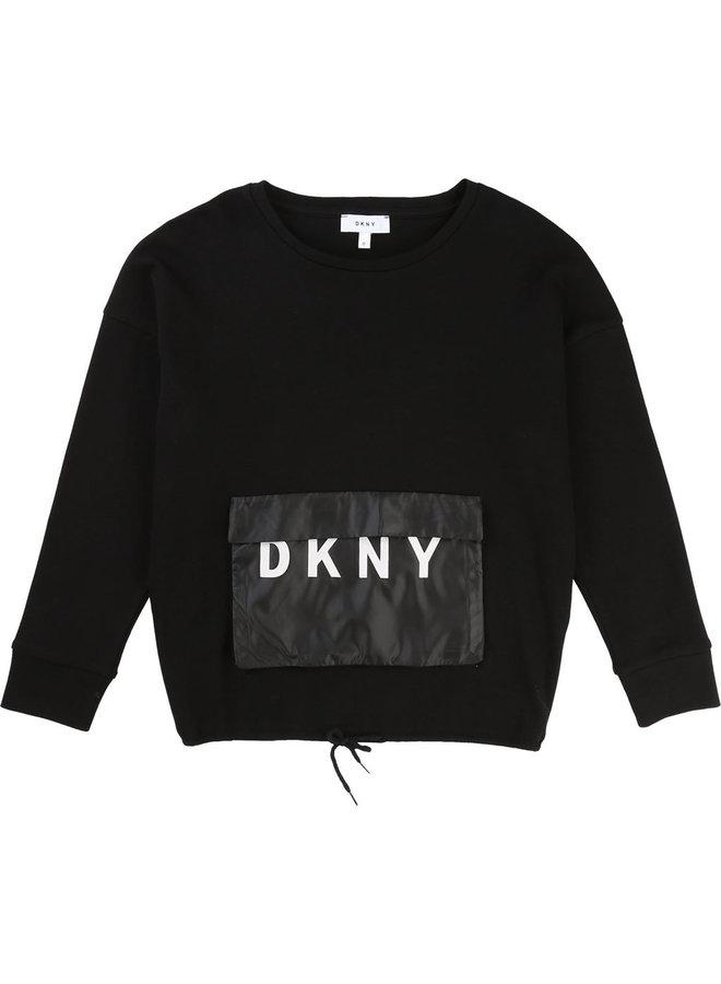 DKNY KIDLongsleeve Mini Me schwarz