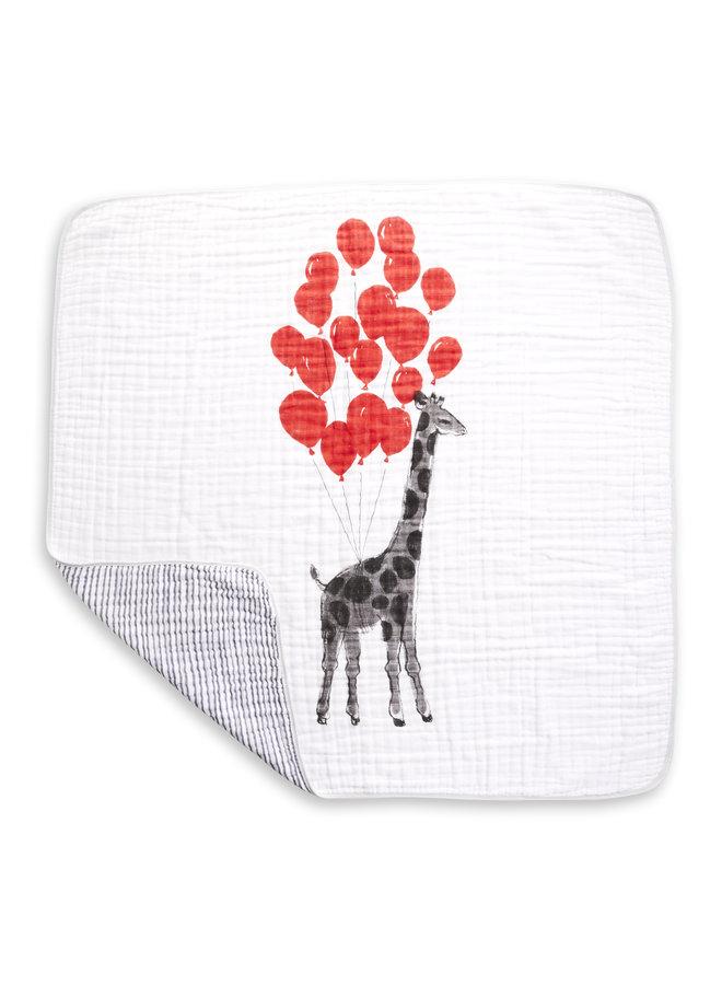aden + anais Baby dream blanket dream ride Giraffe