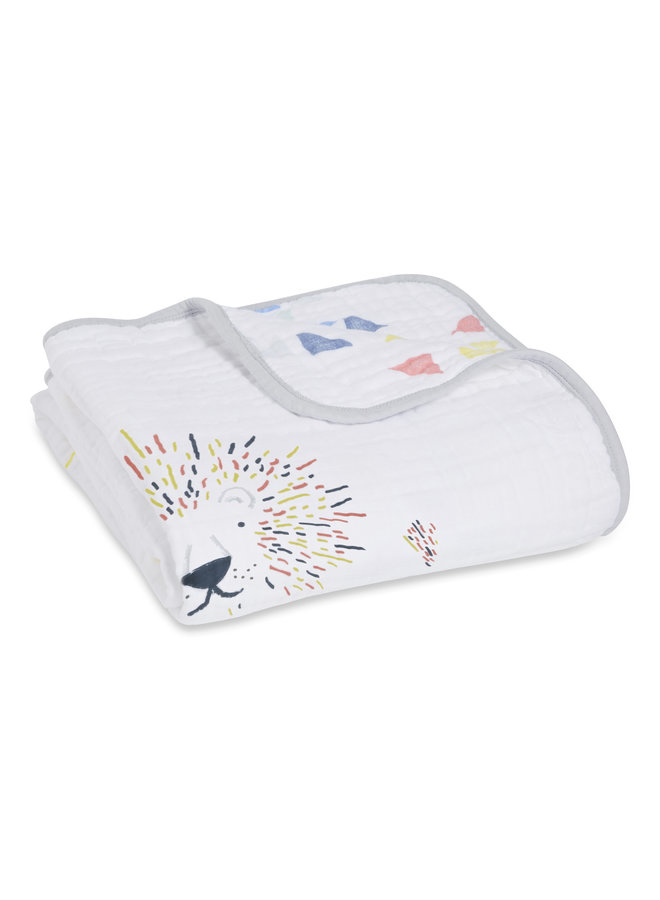 aden + anais Baby dream blanket leader of the pack