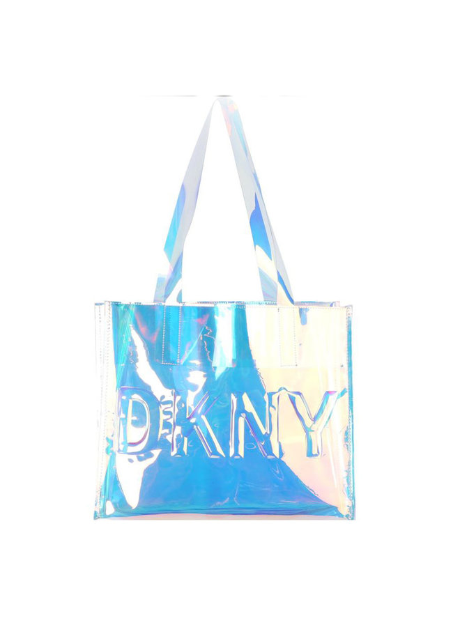 DKNY KIDS Shopper irisierend