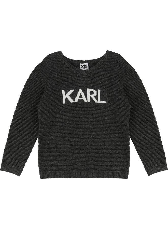 KARL LAGERFELD KIDS Strickpullover