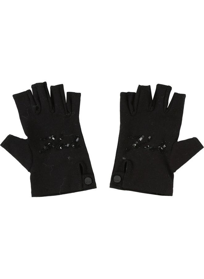 Karl Lagerfeld Kids fingerlose Handschuhe