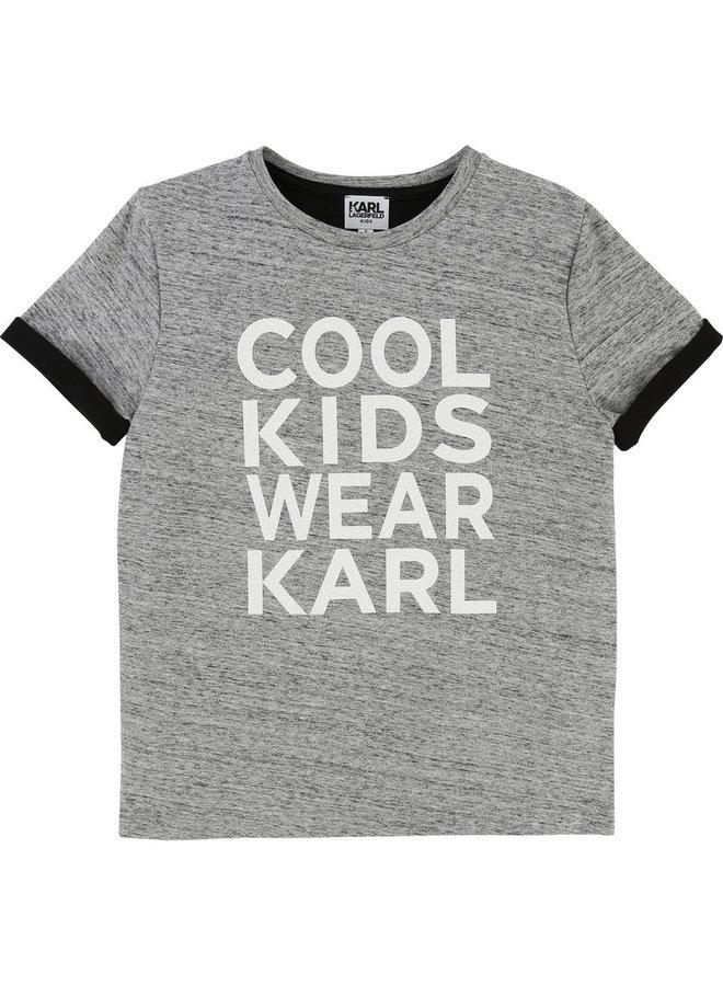 KARL LAGERFELD KIDS T-Shirt Cool Kids