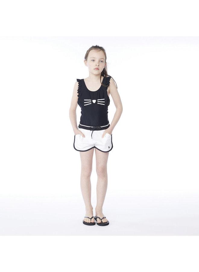Karl Lagerfeld Kids Zehentrenner iconic Sandalen