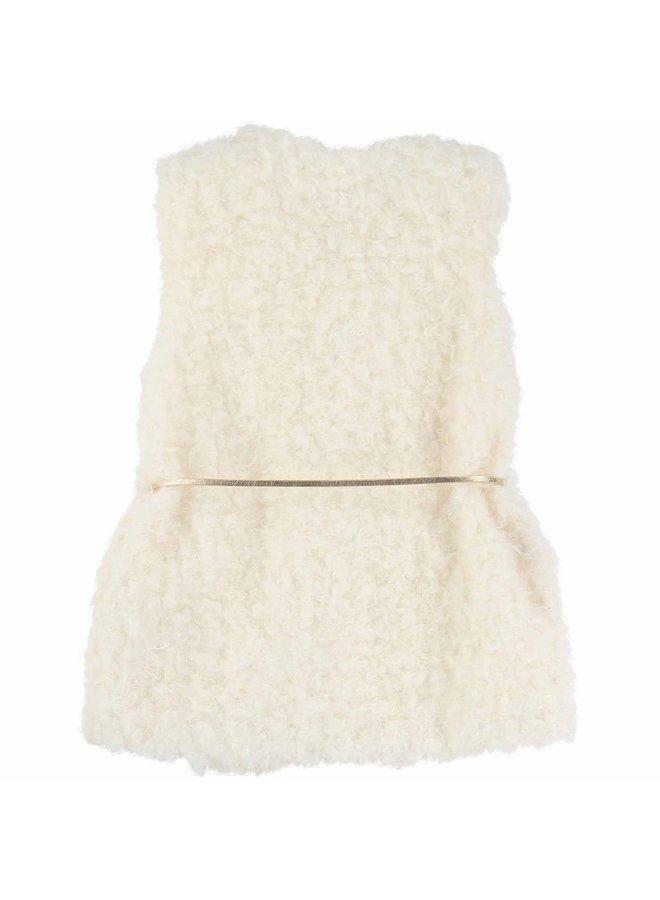 Billieblush Fellweste Fake Fur