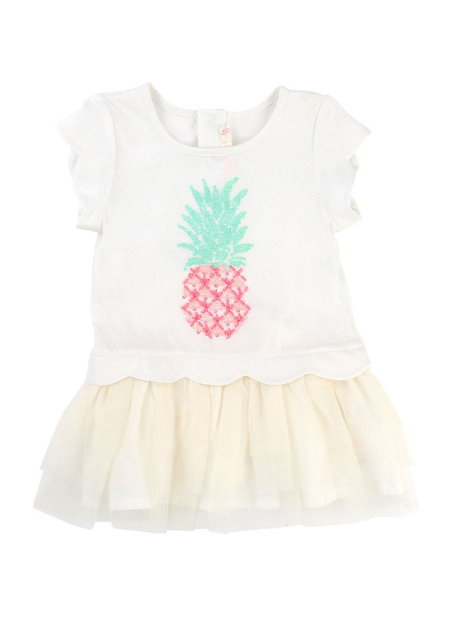 Billieblush Baby Kleid Ananas