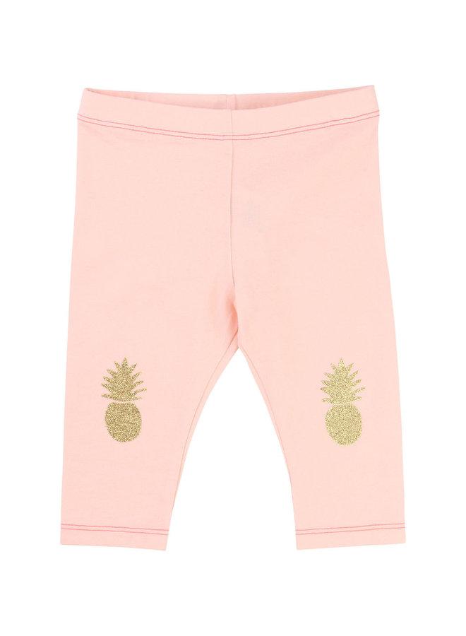 Billieblush Leggings Ananas rosa gold