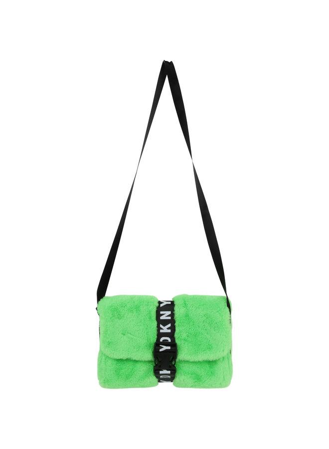DKNY KIDS Tasche aus Kunstpelz