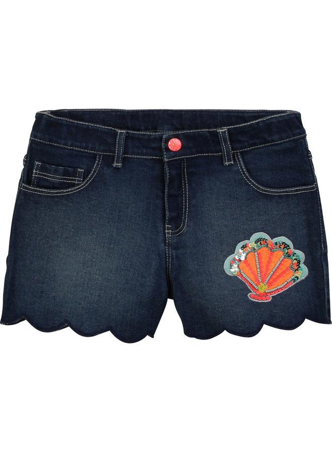 Billieblush Stretch Jeans Shorts
