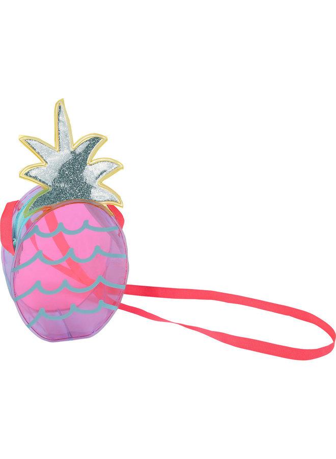 Billieblush Tasche Ananas pink transparent