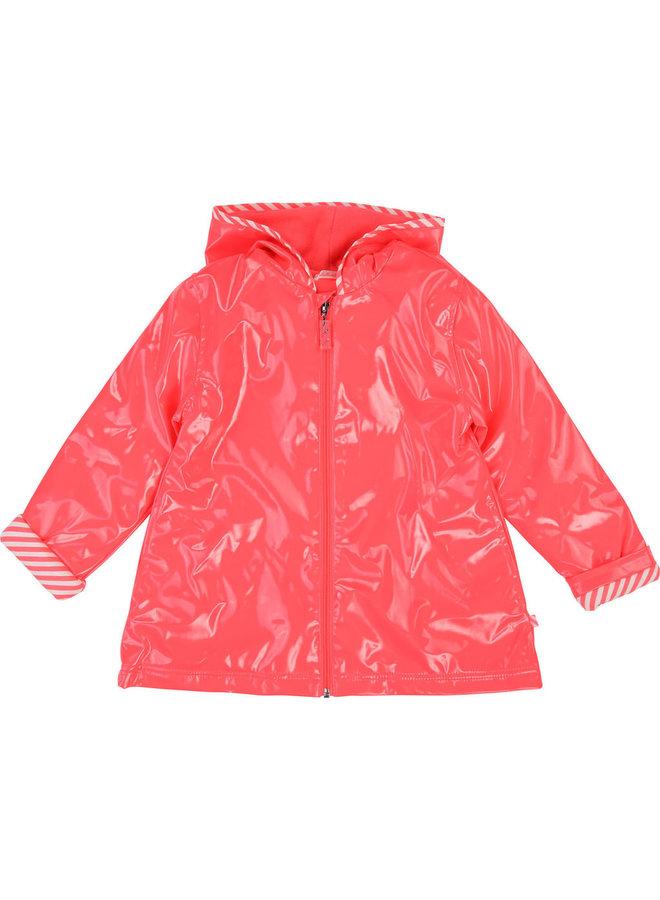 Billieblush Regenmantel pink